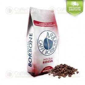Borbone Coffee Beans Miscela Rossa - 18KG Whole Beans