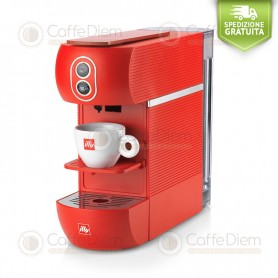 Macchina illy Caffè Ese Rossa Automatica