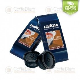 Lavazza Espresso Point Crema & Aroma Espresso - Box of 100 Coffee Capsules