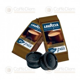 Lavazza Espresso Point Instant Coffee and Ginseng Flavoured Drink - Box of 50 Capsules