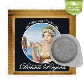 Donna Regina ESE Paper Pods 44mm Miscela Nobile - Box of 150 Coffee Pods