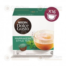 Capsule Dolce Gusto Marrakesh Style Tea