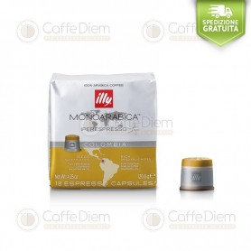 illy iperespresso Colombia