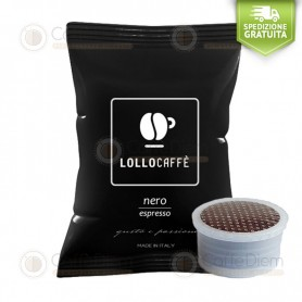 Capsula Lollo Nero Fap Espresso Point Compatibile