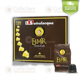 Offerta Capsule Compatibili Nespresso Caffè Passalacqua Elmir 200