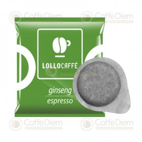 Lollo ESE Paper Pods 44 mm - Pack of 30 Ginseng Pods