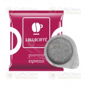 Lollo ESE Paper Pods 44 mm - Pack of 30 GUARANA' Espresso Pods
