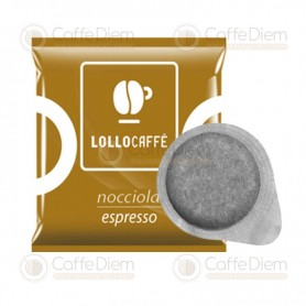 Lollo ESE Paper Pods 44 mm - Pack of 30 NOCCIOLA ESPRESSO Pods
