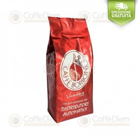 Borbone Coffee Beans Miscela Rossa - 1KG Whole Beans