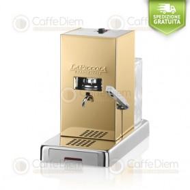 COFFEE MACHINE LA PICCOLA GOLD ESE coffee pod