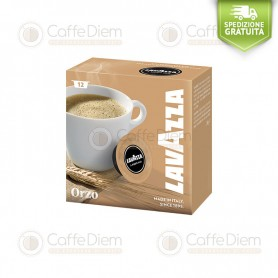Lavazza A Modo Mio Orzo Barley - Box of 12 Coffee Capsules