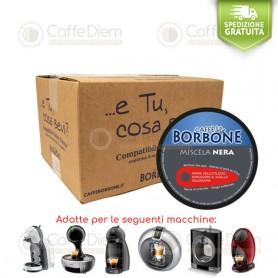 Borbone Dolce Gusto capsule compatibili Nero