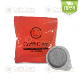 CAFFE' DIEM ESE PODS- BOX OF 150 PAPER PODS CREMOSO BLEND
