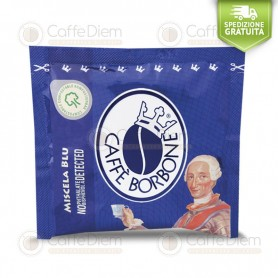 Borbone ESE Paper Pods 44 mm - Box of 150 BLUE Blend Coffee Pods