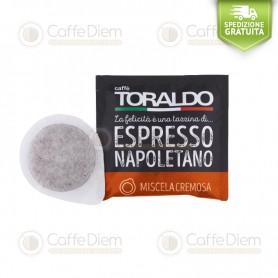 Toraldo Coffee 150 Ese Pods Cremoso Blend