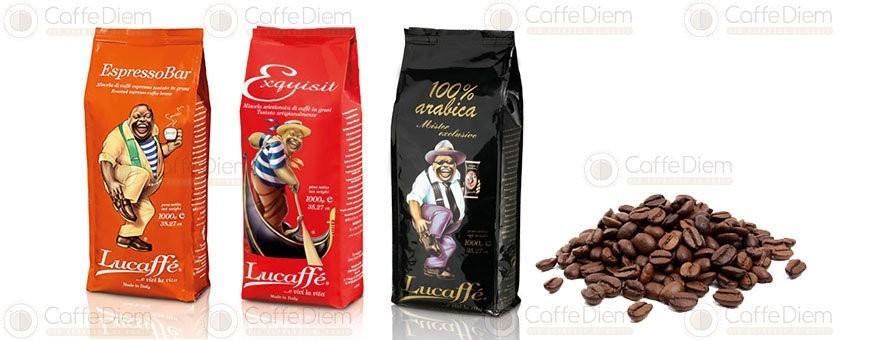 Grani Chicchi Lucaffè | Caffè Diem