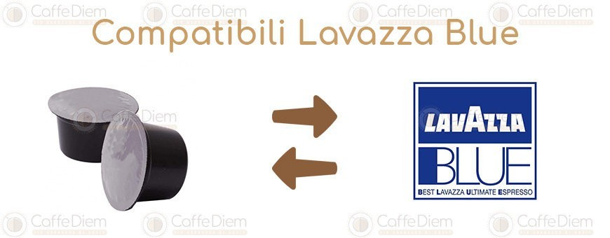 Lavazza Blue Compatible Coffee Capsules | Caffè Diem