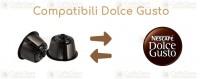 Nescafé Dolce Gusto Compatible Coffee Capsules | Caffè Diem