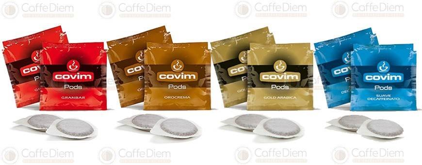 Covim Coffee Pods | Caffè Diem