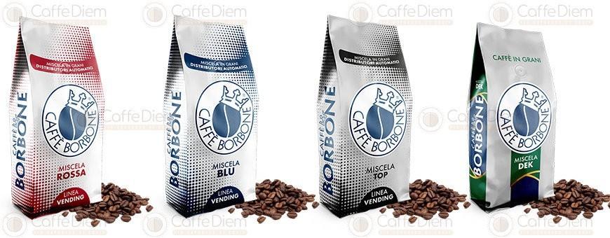 Borbone Coffee Beans | Caffè Diem